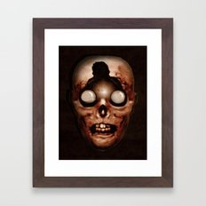 Shoot! Framed Art Print