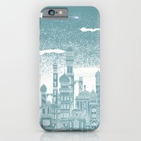 iPhone Cases featuring Neptune by David Fleck