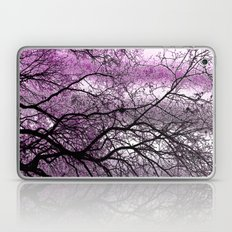 Twisted But Strong (viol… Laptop & iPad Skin