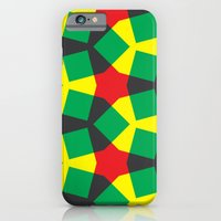 iPhone & iPod Case featuring Terheijden Pattern by Stoflab