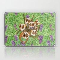 Loris Monkeys Family Laptop & iPad Skin