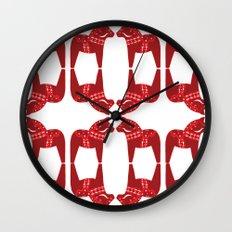 Dala Wall Clock