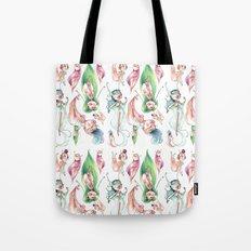 Pixie Pattern Tote Bag