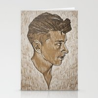 Alex Turner / Arctic Monkeys Stationery Cards