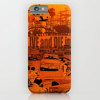 To Live and Die in L.A iPhone 6 Slim Case