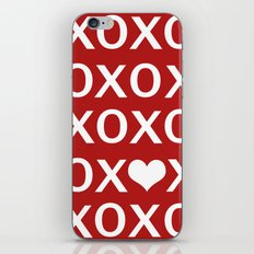 XO iPhone & iPod Skin