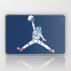 Space Dunk Laptop & iPad Skin