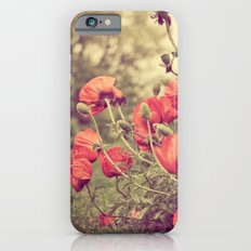 Poppy Red iPhone 6 Slim Case