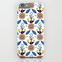 iPhone & iPod Case featuring Bird and target by moon