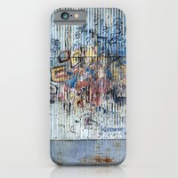 Graffiti Wall 2 iPhone 6 Slim Case