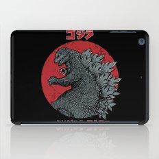 Gojira Kaiju Alpha iPad Case