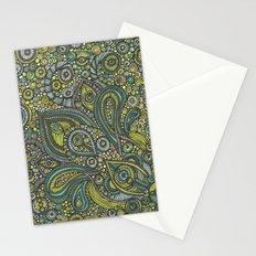 Blue safari Stationery Cards
