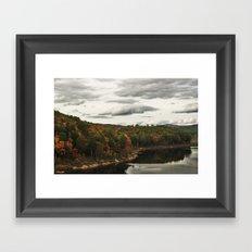 ROXBURY Framed Art Print