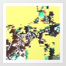 New Sacred 26 (2014) Art Print