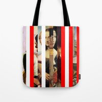 Stars in stripes 3+ Tote Bag