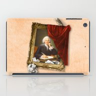 iPad Case featuring The Scribe's Secret Cham… by Diogo Verissimo