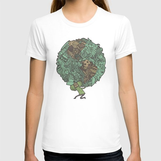 Prince Atlas T-shirt