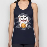 Lucky Dragon Unisex Tank Top