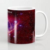 HELIX NEBULA. Mug
