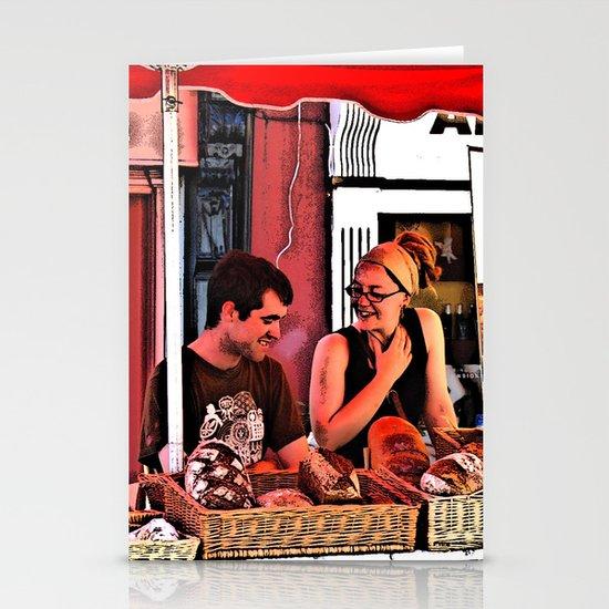 Romeo & Juliet Stationery Card