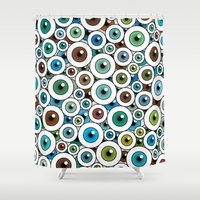 Get Ready For The Spotli… Shower Curtain