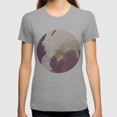 drugging ink's Womens Fitted Tee Athletic Grey SMALL