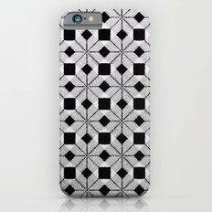 Silver Snow iPhone 6 Slim Case