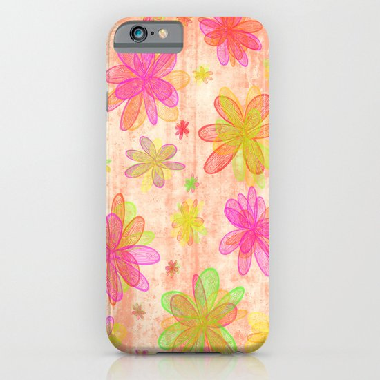 4 Seasons - Summer iPhone & iPod Case