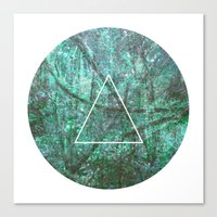 Geometrie #2 Canvas Print