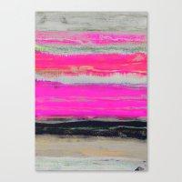 Colour Mix Canvas Print