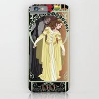 iPhone & iPod Case featuring Lili Nouveau - Legend by CaptainLaserBeam