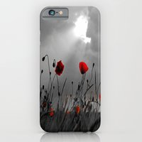 Only poppies... iPhone 6 Slim Case