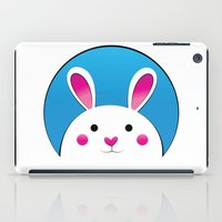 Chubby Bunny iPad Case