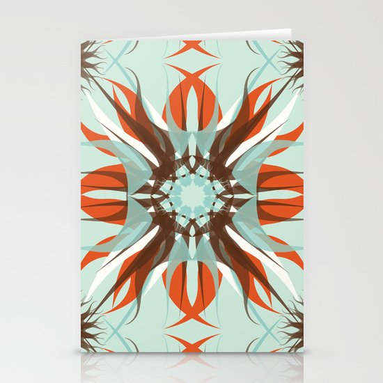The scent Stationery Card