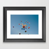 Music Framed Art Print