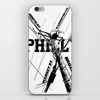 Philly Utility iPhone & iPod Skin