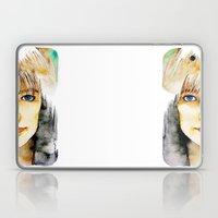 Francoise Hardy Laptop & iPad Skin