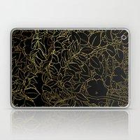 Hide (Gold) Laptop & iPad Skin