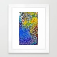 An other path to linger i.e. or heeding longer. [extra, 08] Framed Art Print