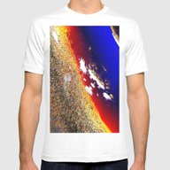 A Billion Mens Fitted Tee White SMALL