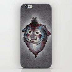Ghost / Alone iPhone & iPod Skin