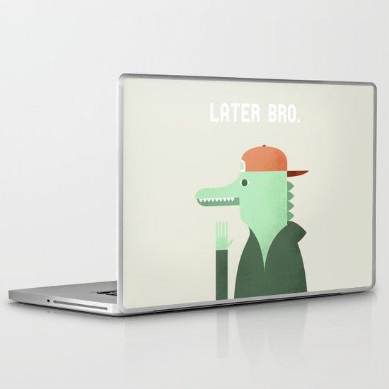 Later Gator Laptop & iPad Skin