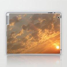 Sun in a corner Laptop & iPad Skin
