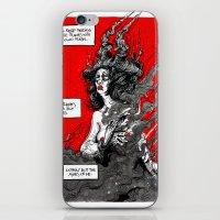 Ashes iPhone & iPod Skin