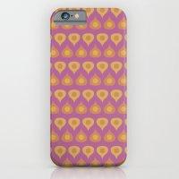 Spiced Swirls [Drops] iPhone 6 Slim Case