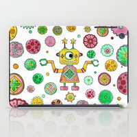 Robot Rita iPad Case