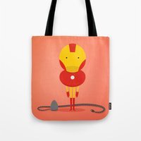 My ironing Hero! Tote Bag