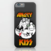 Angry Kiss iPhone 6 Slim Case