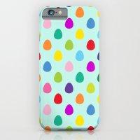 Mini Eggs iPhone 6 Slim Case