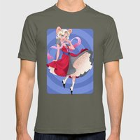 Dapper Mally Mens Fitted Tee Lieutenant SMALL